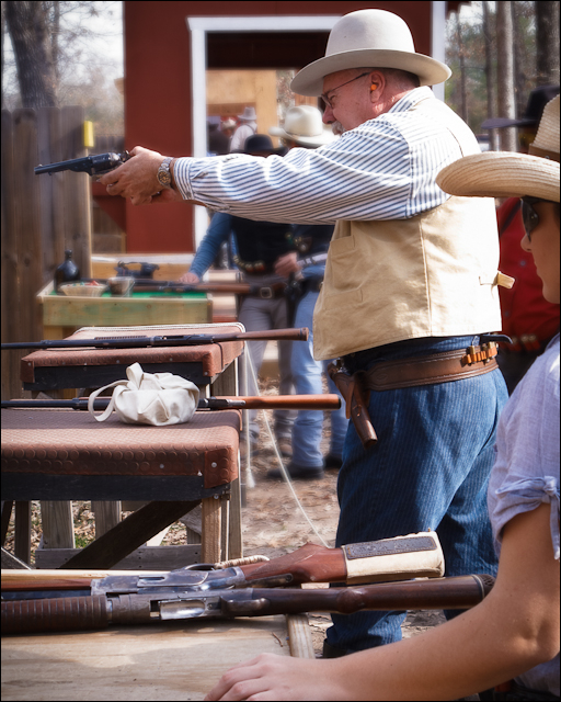 Old Time Shooting