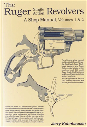 Ruger Shop Manual