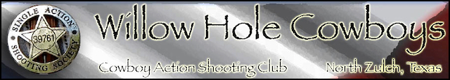 Willow Hole Cowboys Logo