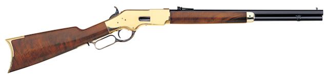 Yellowboy Short Rifle