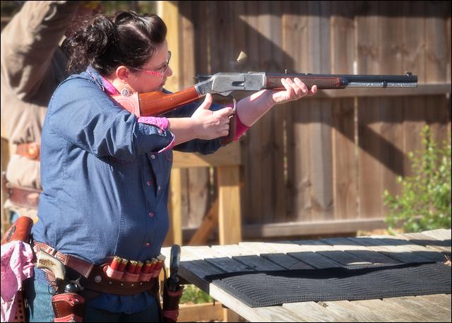Lady Shootist