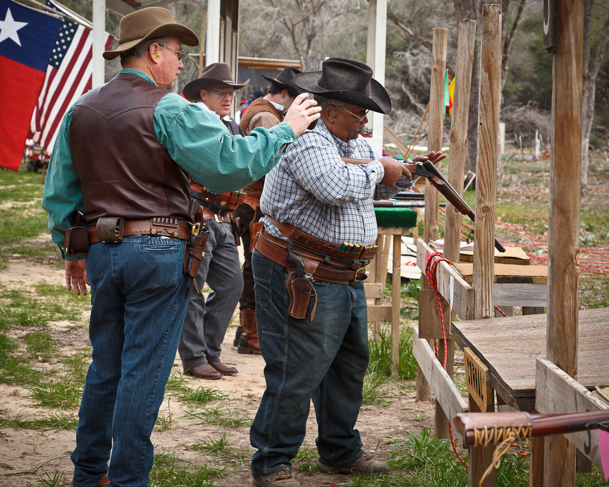 Cowboy Action Shooting Deep In The Heart Of Texas