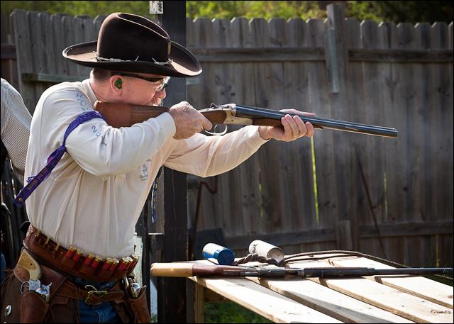 Coach Gun